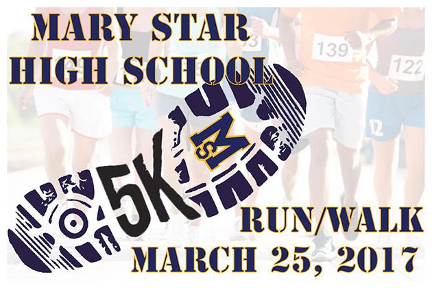 MSHS 3rd Annual 5K Run/Walk